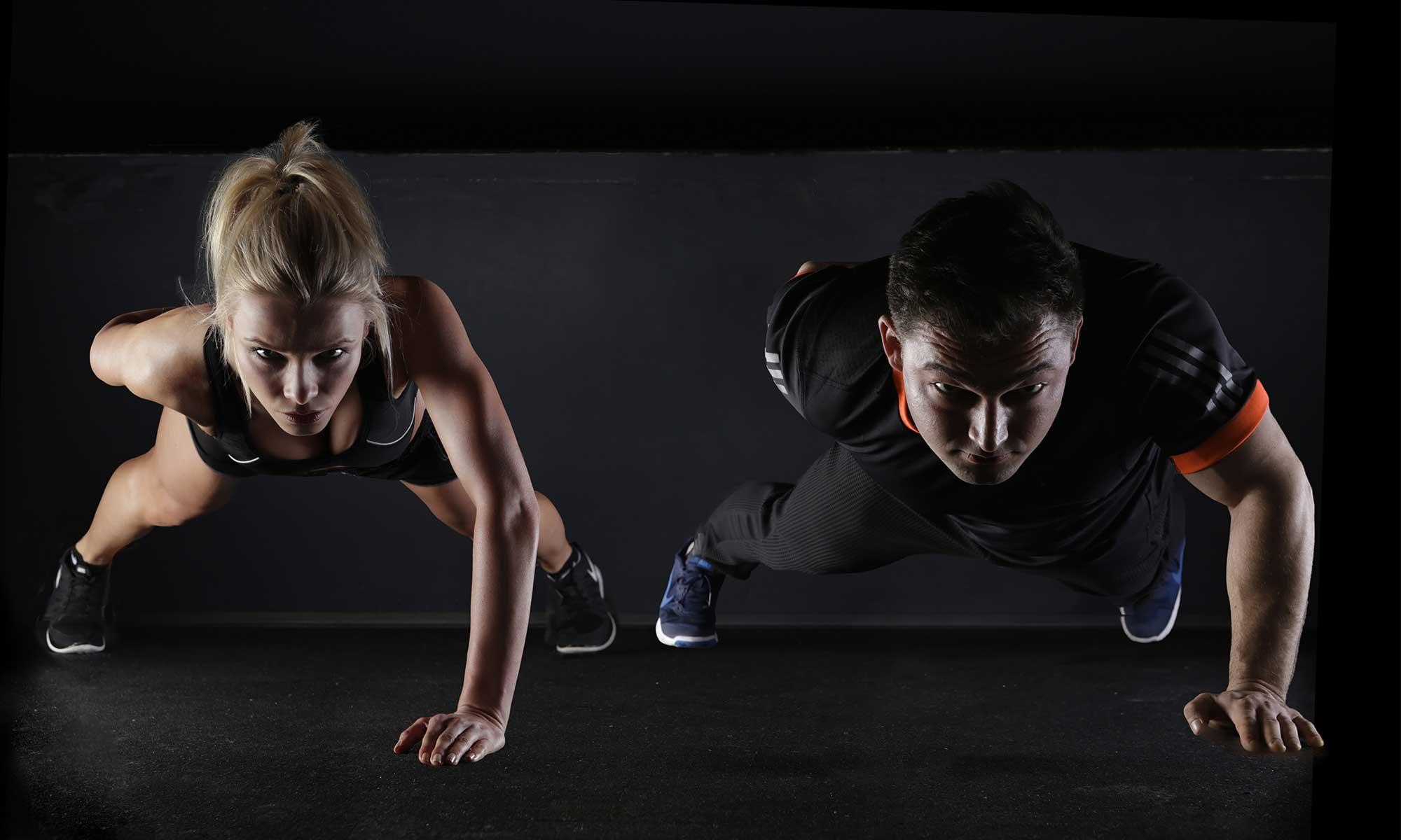 Power Combat Fitness